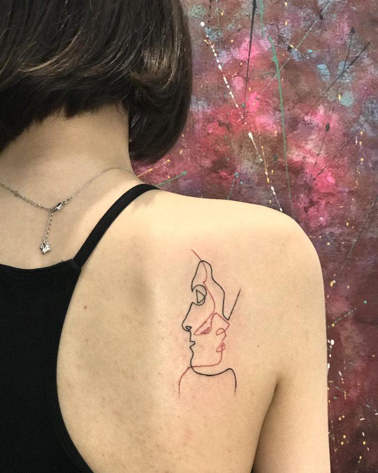 salon tatuaje funky tattoo bucuresti tatuaj spate tatuaj fete tatuaj linework fete
