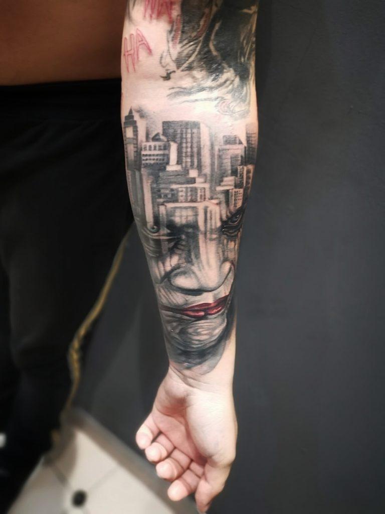 Salon tauaje si piercing Funky Tattoo Bucuresti