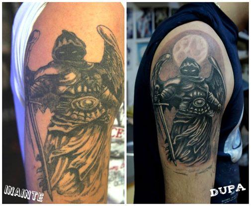 Tattoo rebuild