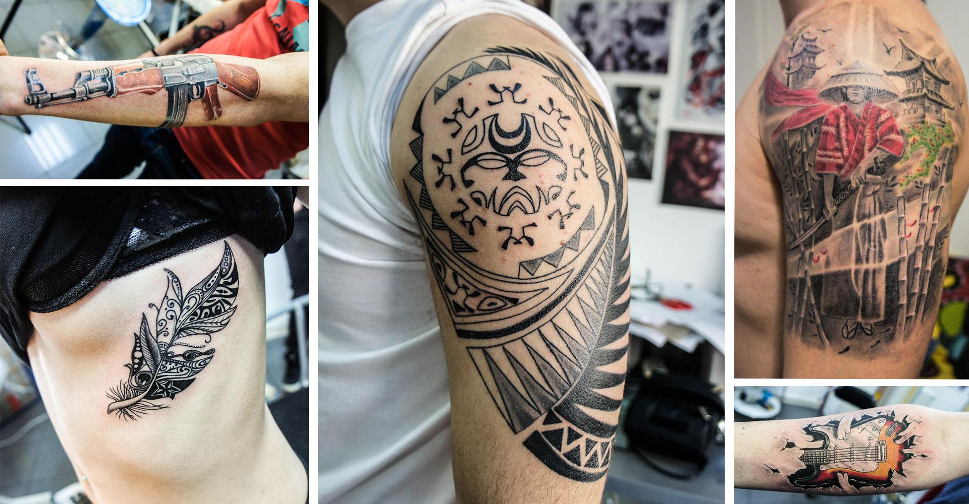 Tatuaj Maori